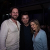 Vince Leigh, Edward Hall (Director) and Penny Smith