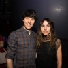 Colin Morgan (cast) and PJ Harvey