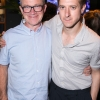Harry Enfield and Arthur Darvill (both Cast)