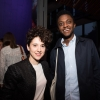Ellie Kendrick and Ikenna Obiekwe