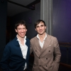 Rory Stewart (original author) and Henry Lloyd-Hughes (playing Rory Stewart)