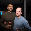 Nikesh Patel and guest