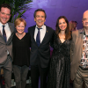 Barnaby Kay, Claire Skinner, Robert Lindsay, Rebecca Night and Terry Johnson (Writer/Director)