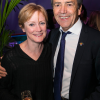 Claire Skinner and Robert Lindsay