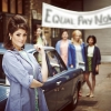 Gemma Arterton in Made In Dagenham (Adelphi Theatre, 2014)