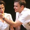 With Joseph Millson in Much Ado About Nothing (RSC, 2006)
