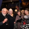 Mike Leigh and guests