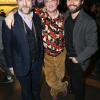 Alan Cox (Vanya), Terry Johnson (Director/Adaptation) and Alec Newman (Astrov)