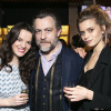 Alice Bailey Johnson (Sonia), Alan Cox (Vanya) and Abbey Lee (Yeliena)