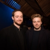 Andrew Rothney and Jack Lowden