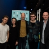 Jack Farthing (Andrew), Caoilfhionn Dunne (Woman), John Mackay (Man), James Macdonald (Director) and Mike Bartlett (Writer)