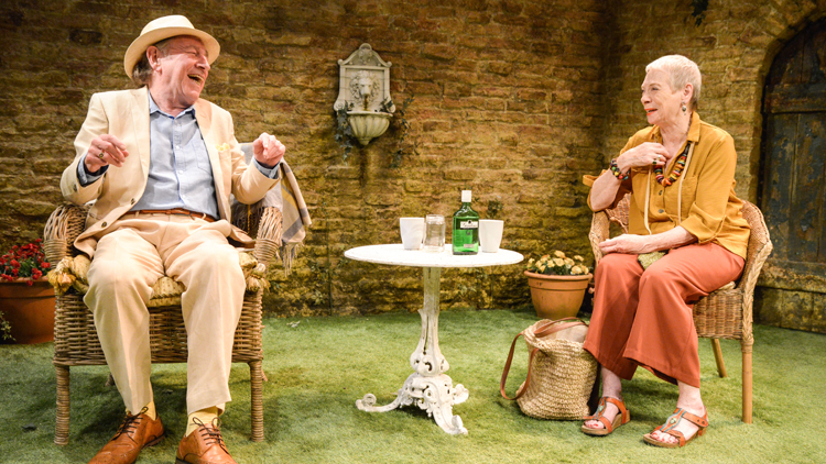 PARADISE: ★★★★ FROM WHATSONSTAGE