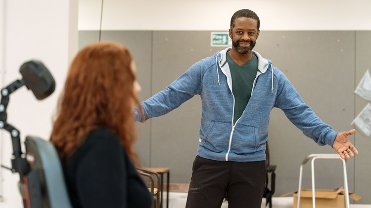 VIRGIN RADIO INTERVIEWS ADRIAN LESTER
