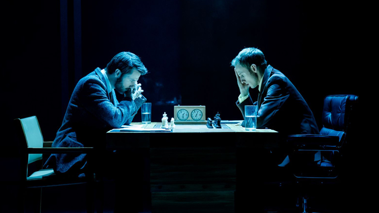 RAVENS: SPASSKY vs. FISCHER: ★★★★ FROM THE STAGE