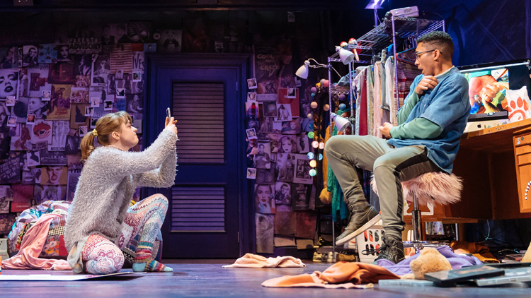 I AND YOU: ★★★★ FROM WHATSONSTAGE