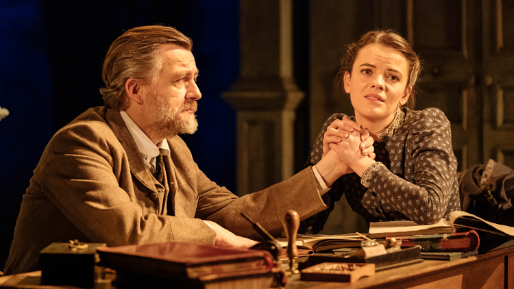 UNCLE VANYA: ★★★★ FROM TIME OUT