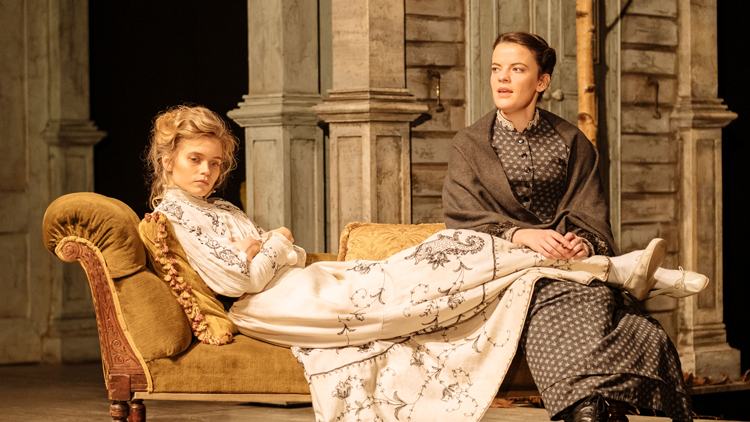 UNCLE VANYA: ★★★★ FROM THE TELEGRAPH