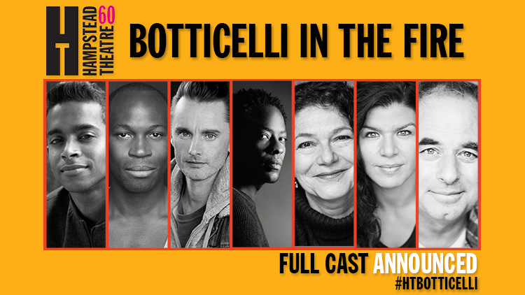 FULL CAST ANNOUNCED FOR BOTTICELLI IN THE FIRE