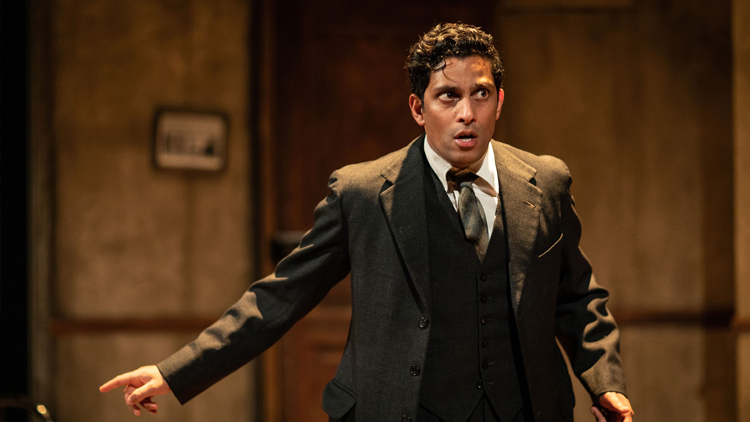THE DUMB WAITER: ★★★★ FROM THE I PAPER