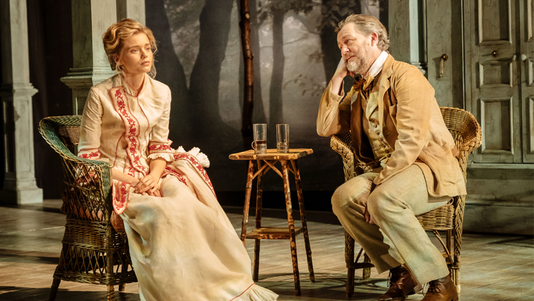 UNCLE VANYA: ★★★★ FROM THE STAGE