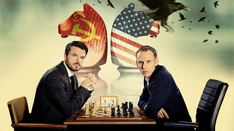 A Q&A WITH... RAVENS: SPASSKY VS FISCHER'S RONAN RAFTERY AND ROBERT EMMS