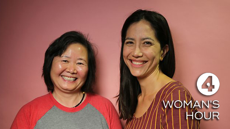 WOMAN'S HOUR INTERVIEWS DR SHUPING WANG AND FRANCES YA-CHU COWHIG