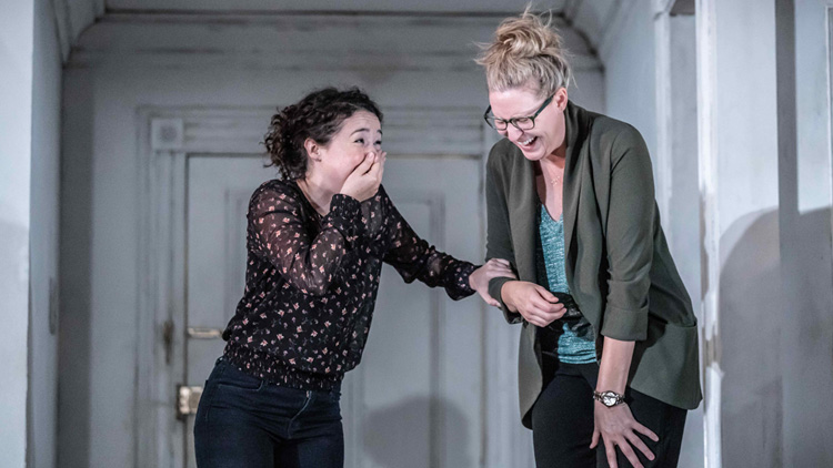THE HUMANS: ★★★★ FROM THE INDEPENDENT