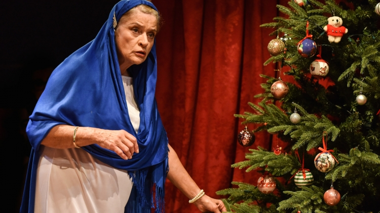 A Cup of Tea with... Mother Christmas' Diana Quick