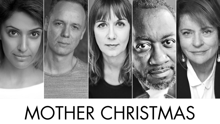 mother christmas full cast announced - Black Christmas Cast