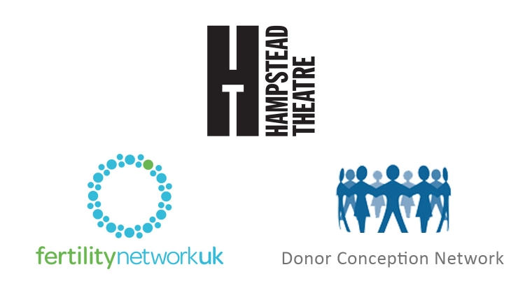 HAMPSTEAD THEATRE PARTNERS WITH TWO LEADING FERTILITY CHARITIES FOR GENESIS INC.