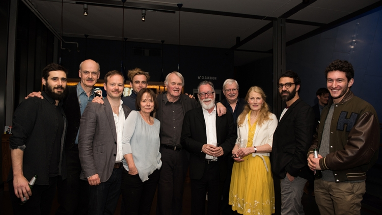 Lawrence After Arabia: Press Night photos
