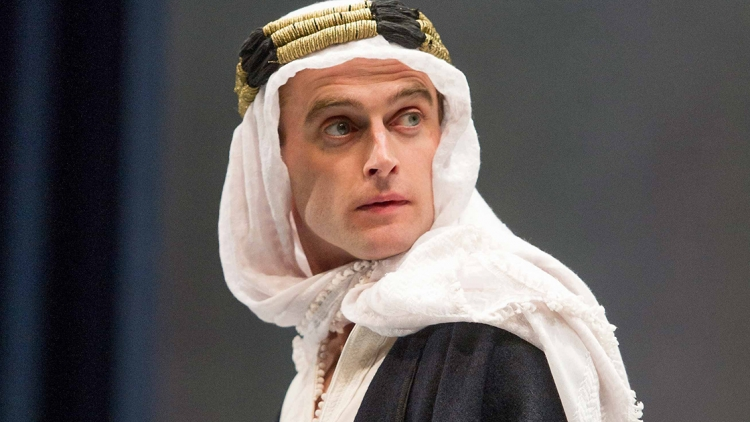 Lawrence After Arabia: Production photos