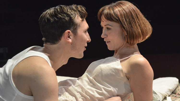 KISS ME: ★★★★ FROM TIME OUT
