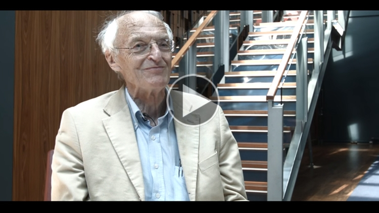 Video: Writer Michael Frayn introduces Wild Honey