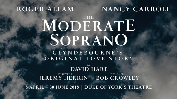 DAVID HARE'S THE MODERATE SOPRANO TRANSFERS TO THE WEST END
