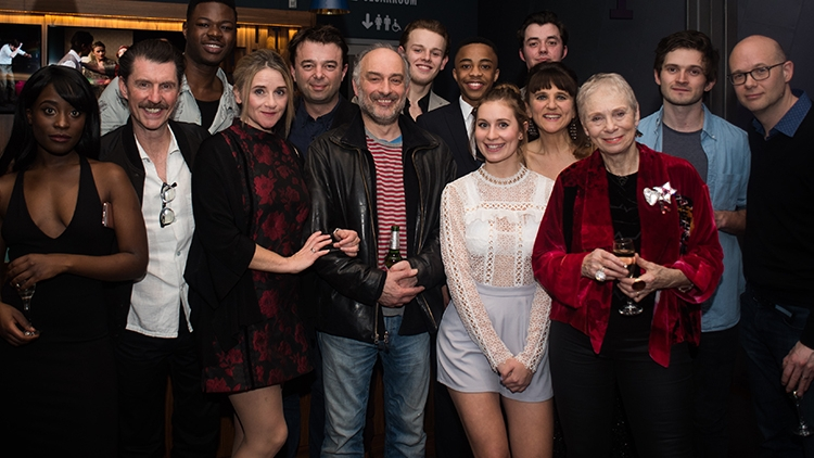 Filthy Business: Press Night photos
