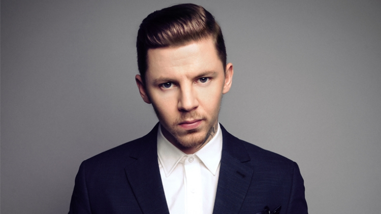 Professor Green joins The Festival line-up
