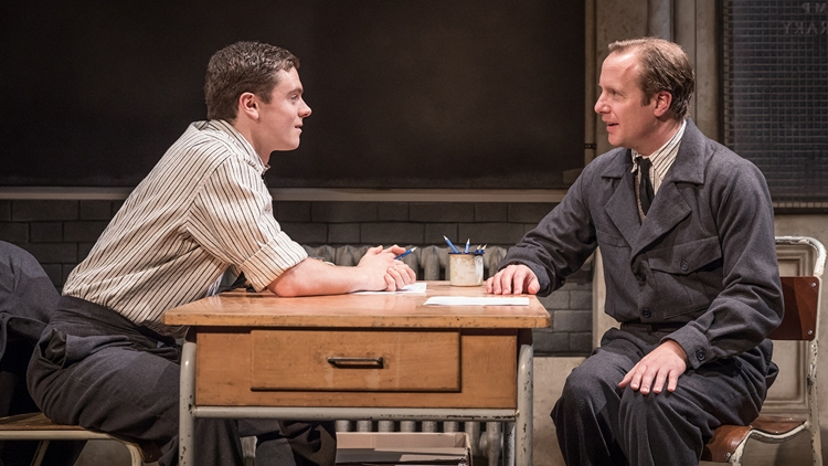 CELL MATES: ★★★★ FROM WHAT'S ON STAGE