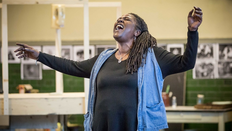 LISTEN TO CAROLINE, OR CHANGE'S SHARON D. CLARKE ON BBC RADIO 4'S LOOSE ENDS