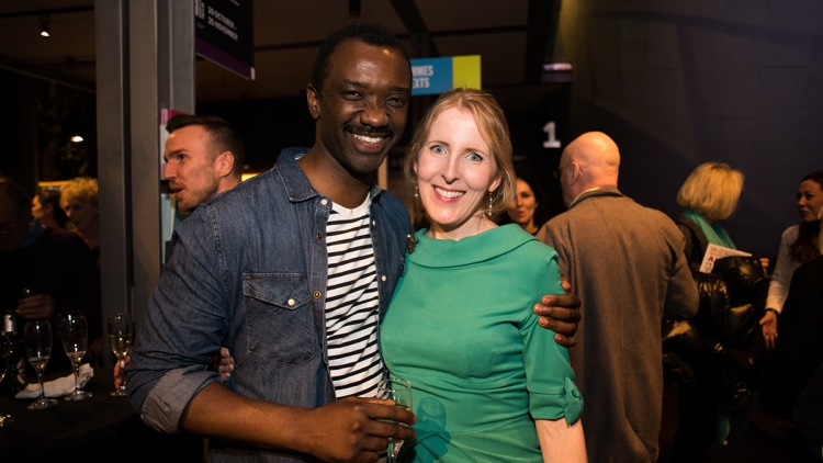 THE SLAVES OF SOLITUDE: PRESS NIGHT PHOTOS