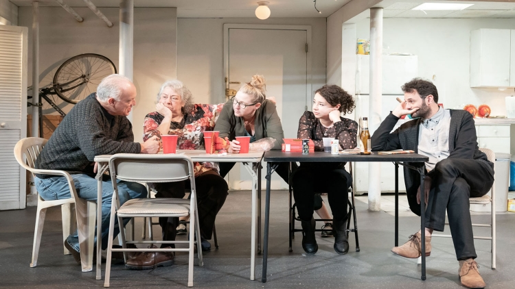 THE HUMANS: ★★★★ FROM THE STAGE