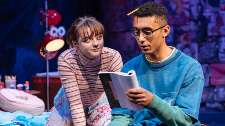 I AND YOU: ★★★★ FROM THE ARTS DESK