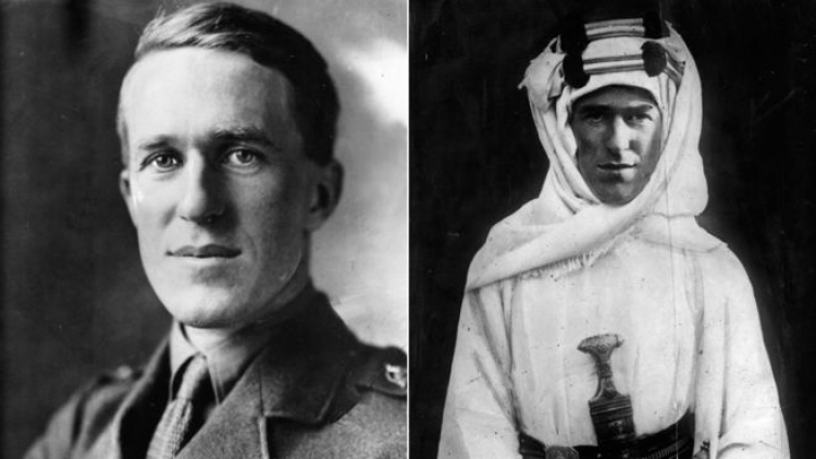 'Lawrence of Arabia: New play tackles man behind movie image'