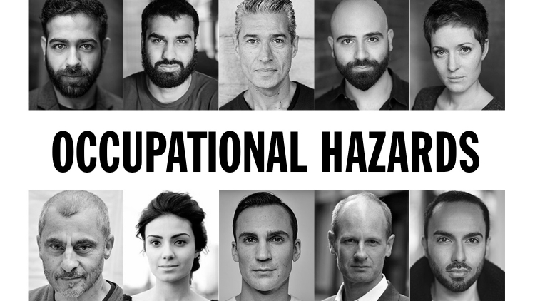 CAST ANNOUNCED FOR OCCUPATIONAL HAZARDS
