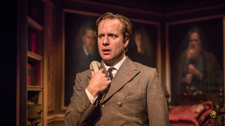 HAM AND HIGH INTERVIEWS CELL MATES' GEOFFREY STREATFEILD
