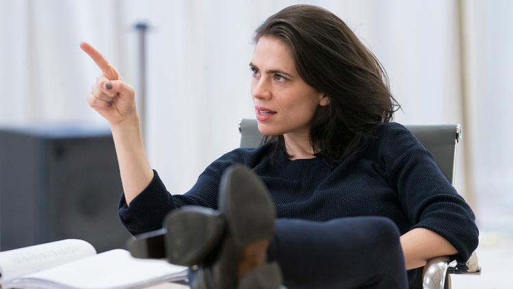 THE OBSERVER INTERVIEWS DRY POWDER'S HAYLEY ATWELL