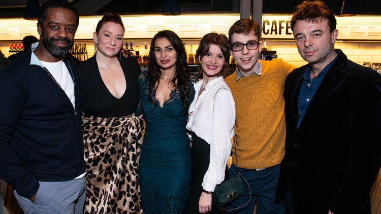 Cost of Living Press Night Pictures