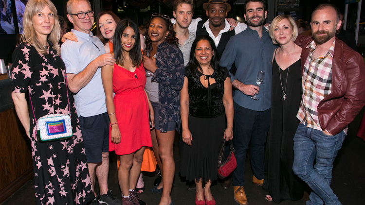 GENESIS INC: PRESS NIGHT PHOTOS