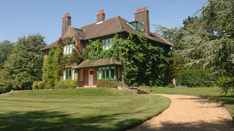 At home with George Bernard Shaw: Life at Shaw's Corner