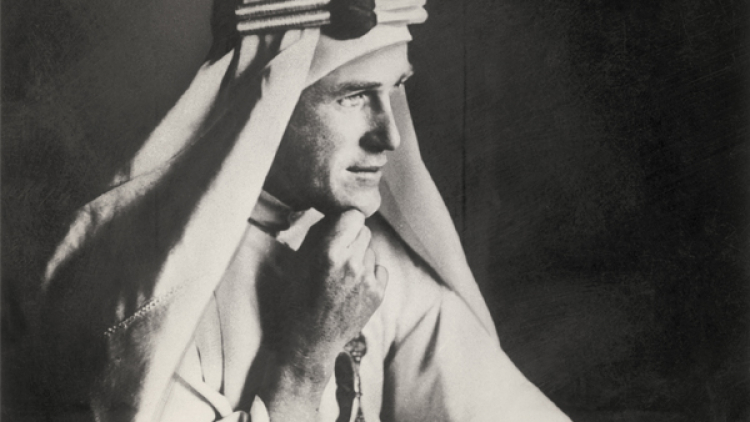 'Lawrence of Arabia: a man in flight from himself' - William Boyd for The Guardian